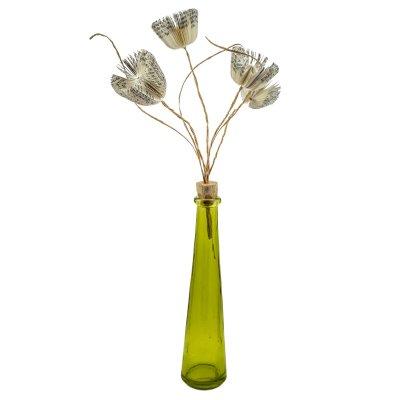Vase et fleurs